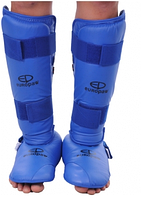Europaw защита для ног-футы ( голень+стопа)Цвет:Синий