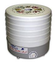 Электросушилка для овощей и фруктов бытовая «Ротор» (20л., 5 секций)
