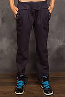 """Школьные теплые брюки для девочки """"Трикотаж"""""""