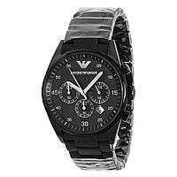Мужские часы Emporio Armani цвет корпуса черный, класс ААА