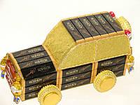 """Машина из конфет""""Джип Элеганс"""""""