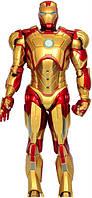 Реалистичная фигурка Железный Человек, 14СМ - Iron Man 3, Marvel