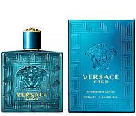 Мужская оригинальная туалетная вода Versace Eros 100 ml  NNR ORGAP /2-94