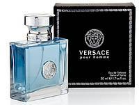 Мужская оригинальная туалетная вода Versace Pour Homme 50ml NNR ORGAP /9-72