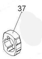 Ремкомплект гайковерта 33411-040 (молоток) KINGTONY 33411-A37