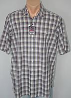 Рубашка в клетку мужская р.M,L