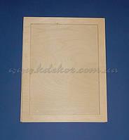Рамка для фото (30х40см.) заготовка для декора