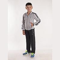 Подростковый серый спортивный костюм т.м. FORE пр-во Турция 2230