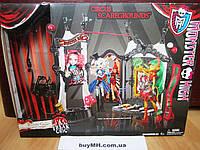 Набор  Арена страха Цирк Monster High Freak du Chic Circus Scaregrounds без куклы Рошель Гойл