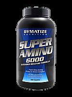 Аминокислоты Dymatize Super amino 6000 500 таб