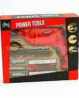 Набор строительных инструментов для детей «Перфоратор с двумя насадками» T1403