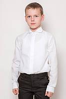 Рубашка для мальчика-подростка. Школьная форма