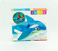Надувная игрушка для плавания - плотик «Дельфин» 58523