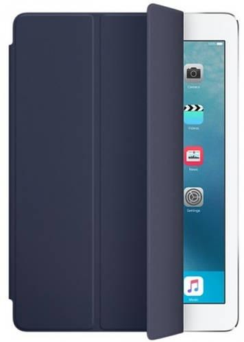 "Мужской полиуретановый чехол Apple Smart Cover для iPad Pro 9.7"" Midnight Blue MM2C2ZM/A темно-синий"