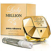 Духи женские Paco Rabanne - Lady Million, Тестер 22мл