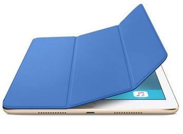 """Полиуретановый чехол Apple Smart Cover для iPad Pro 9.7"""" Royal Blue MM2G2ZM/A королевский синий"""
