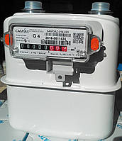 "Счетчик газа мембранный САМГАЗ G 4 RS/2001-2 Dn20 G¾"""