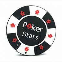 """Флешка """"Покерная фишка Poker Stars"""", 16 Гб"""