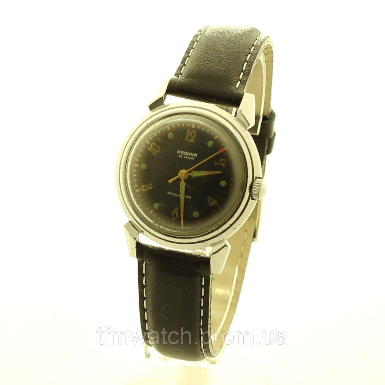 Родина механические часы СССР