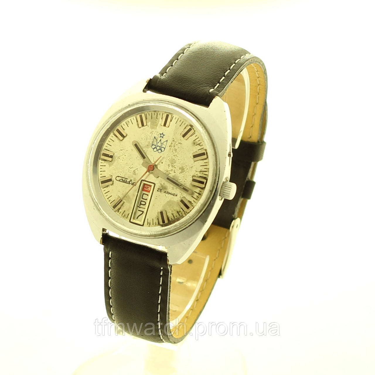 Слава механические часы Олимпиада 80
