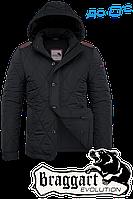 Куртка демисезонная мужская черная