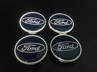 Ford Transit 2014 Колпачки под оригинальные диски 54мм