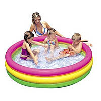 Детский бассейн надувной Intex 57422 (147х33 см)