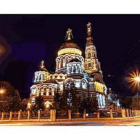 Картина по номерам Харьков Благовещенский сабор Turbo VP-492