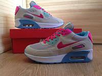 Женские кроссовки Nike Air Max.