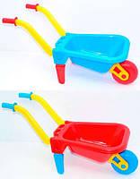 Каталка игрушечна Тачка №2 1059 ТехноК
