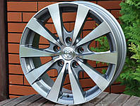 Литые диски R19 5x114.3 на Lexus RX LS IS GS NX Toyota Camry Highlander Rav4