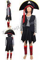 Костюм Пиратки рост 146