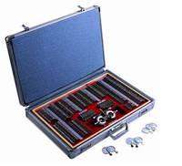 Набор офтальмологических пробных очковых линз на 103 линзы в металлической оправе