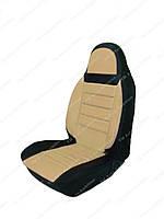 Чехлы на сидения из кожвинила Daewoo Nexia  Pilot
