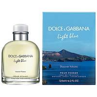 Мужская туалетная вода Dolce&Gabbanna Light Blue Discover Vulcano Дольче Габбана Лайт блю Дискавери Волгино