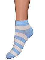 Детские носки (укороченные) (Голубой)