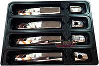 OMSA накладки на дверные ручки Toyoa Corolla с 2007-2012 / 4шт.
