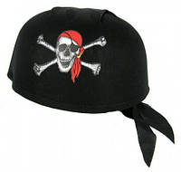 Шляпа Пирата с косынкой 170216-116