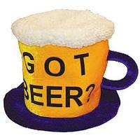 Карнавальная шляпа Got beer? 170216-174
