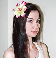 Цветок Гибискуса (заколка для волос) 010316-097