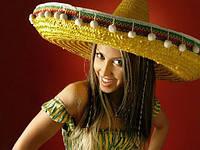 Сомбреро мексиканское 60 170216-395