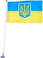 Флажок настольный Украина 030316-025