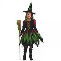 Костюм Ведьмочки (детский), размер 110-120 150216-039