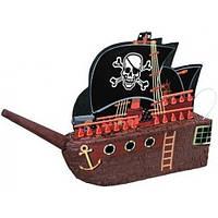 Пиньята Пиратский корабль 1507-0736