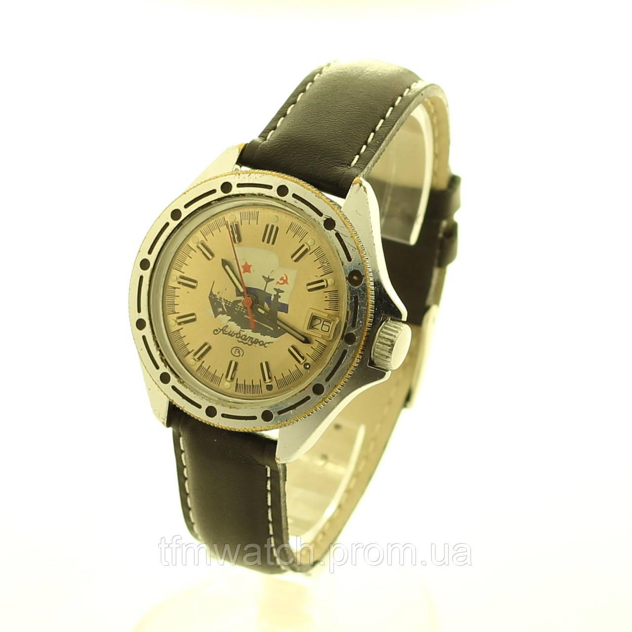 Механические часы Восток Командирские Альбатрос Россия