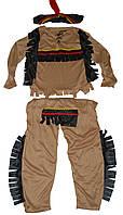 Костюм индейца (детский) 5-6 лет 150216-155