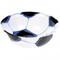 Тарелка для чипсов Футбол 2005-0697