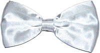 Бабочка атласная (белая) 270216-306