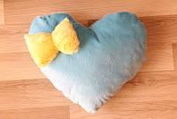 Подушка светящаяся Украина сердце 030316-152