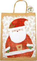 Пакет подарочный Санта Клаус 040316-321
